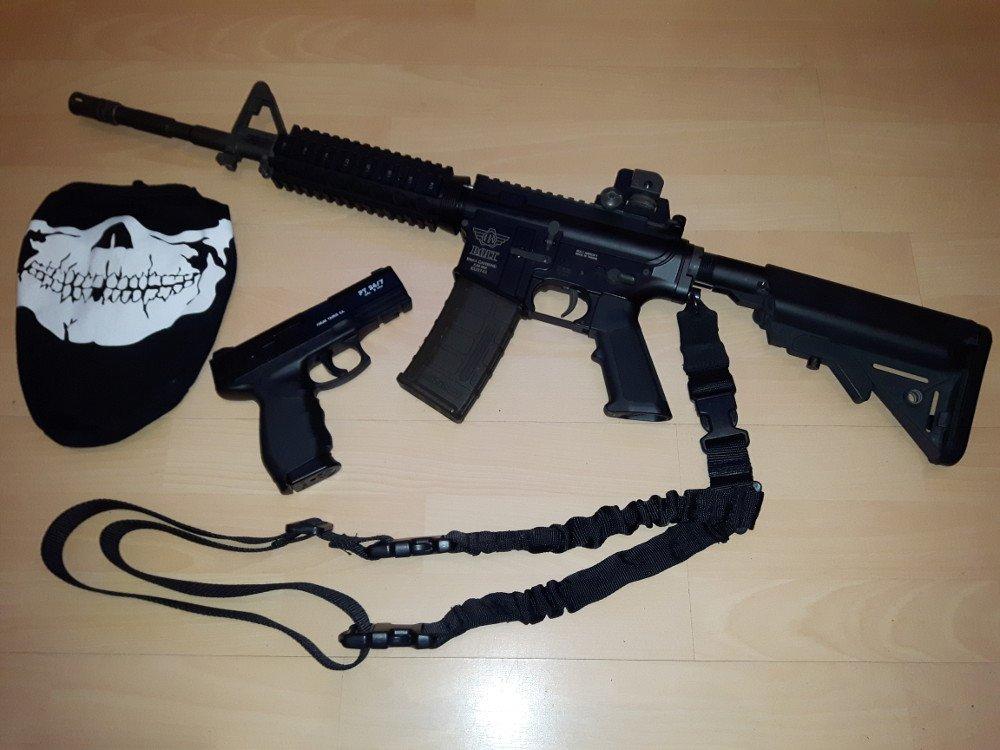 Softairwaffen Test 2017