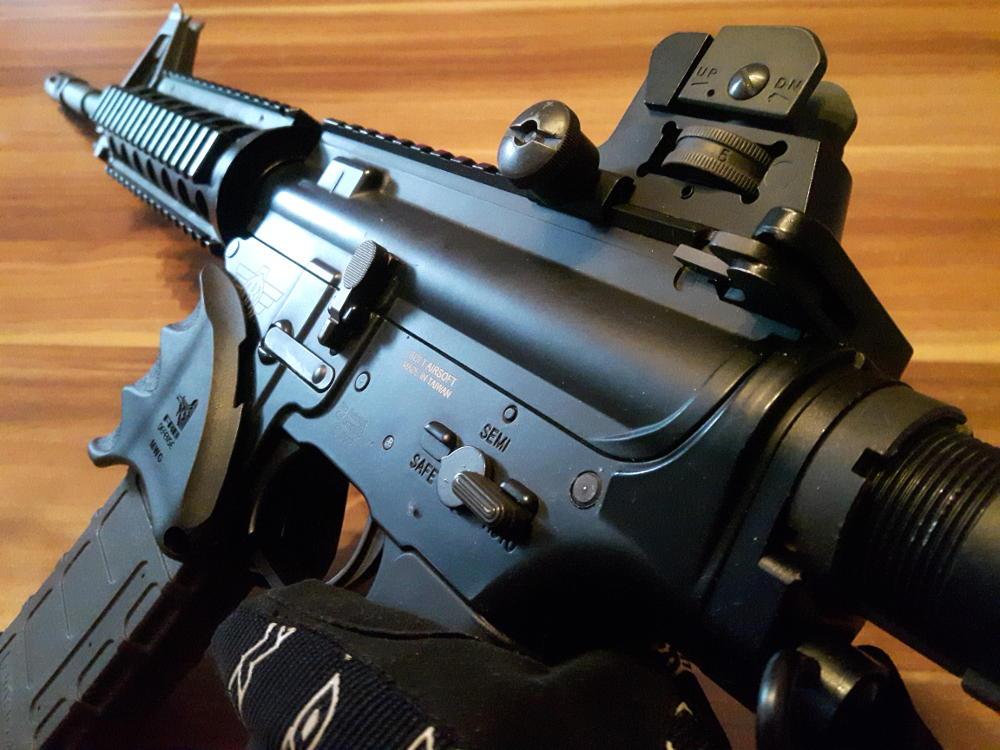 Softair Gewehr