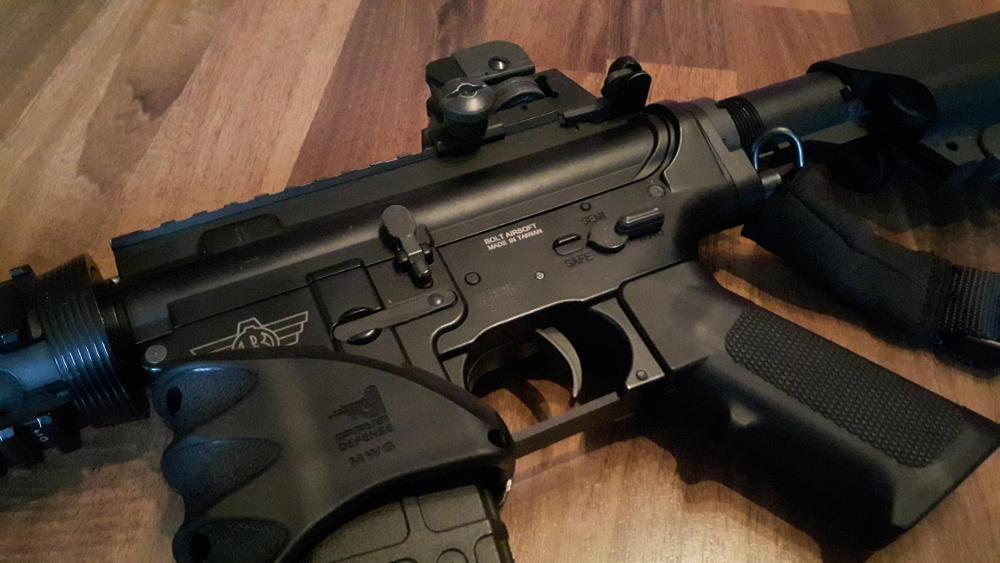 Softair Gewehr Test